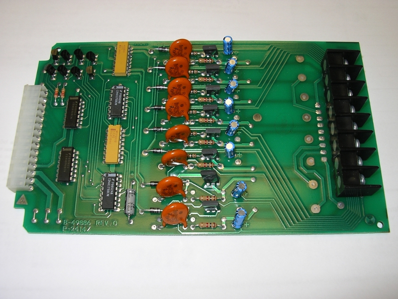 Access Electronics Otis Boards